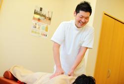 日常生活・運動での「ケガ」に対する施術を行います